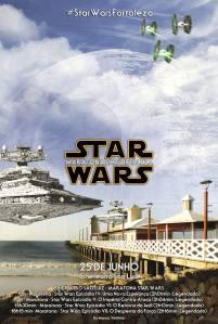 Maratona Star Wars em Fortaleza